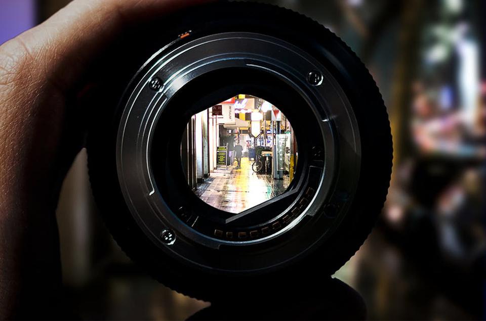 Semejanzas y diferencias entre el ojo humano y la cámara de fotos