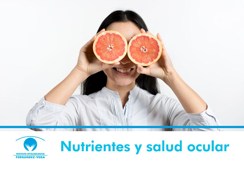 Nutrientes y salud ocular: consejos para una dieta sana y equilibrada