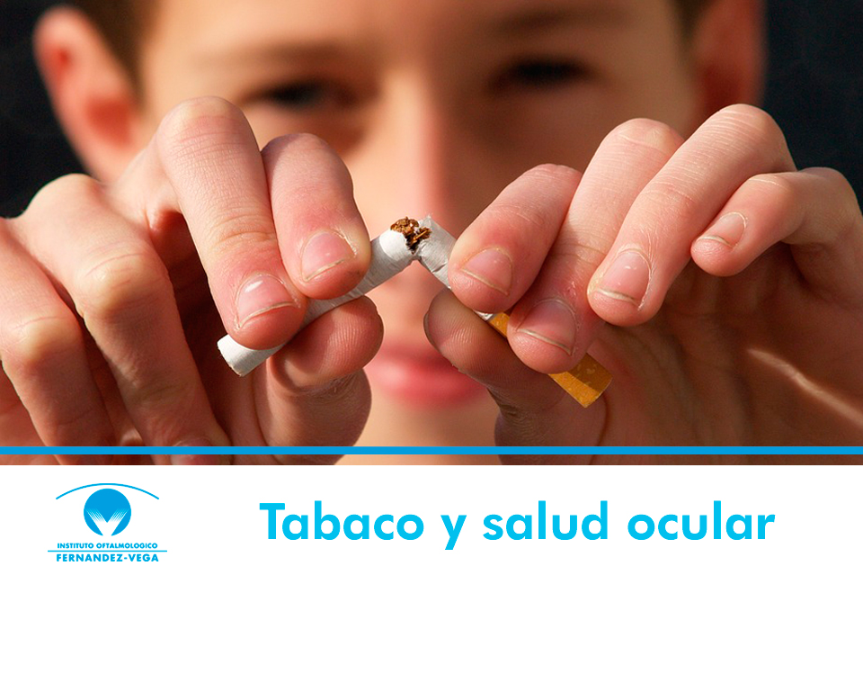 Cómo afecta el tabaco a la salud ocular