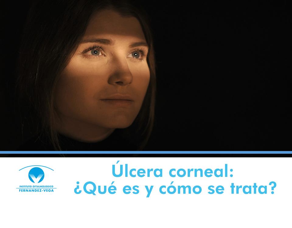 Úlcera corneal: ¿Qué es y cómo se trata?