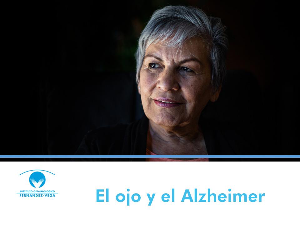 El ojo y el Alzheimer