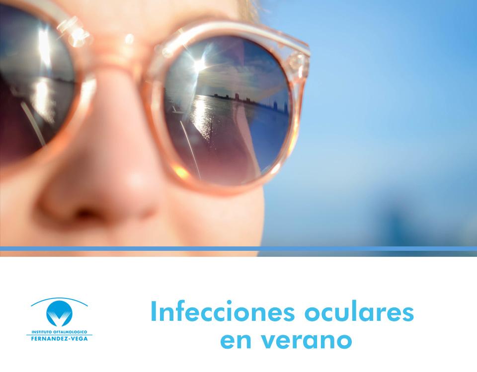 Cómo prevenir infecciones oculares en verano