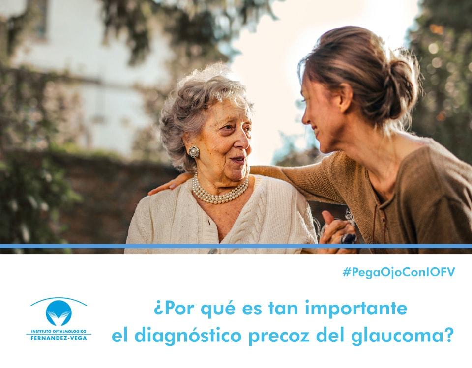 ¿Por qué es tan importante el diagnóstico precoz del glaucoma?