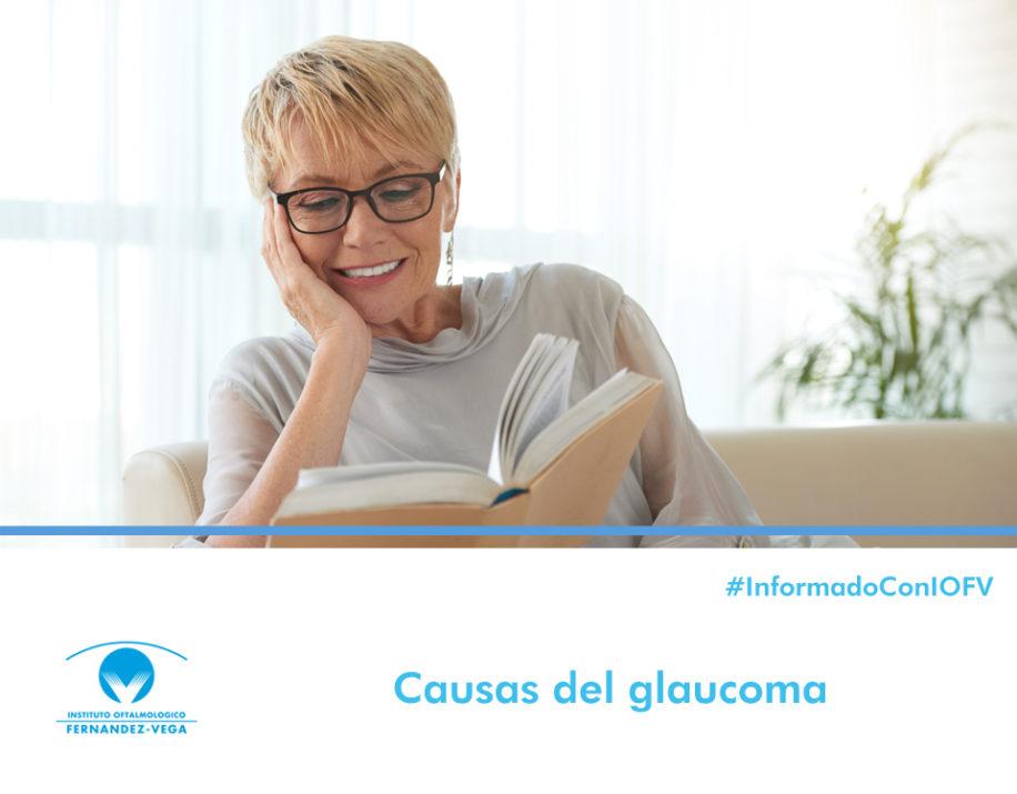 causas del glaucoma