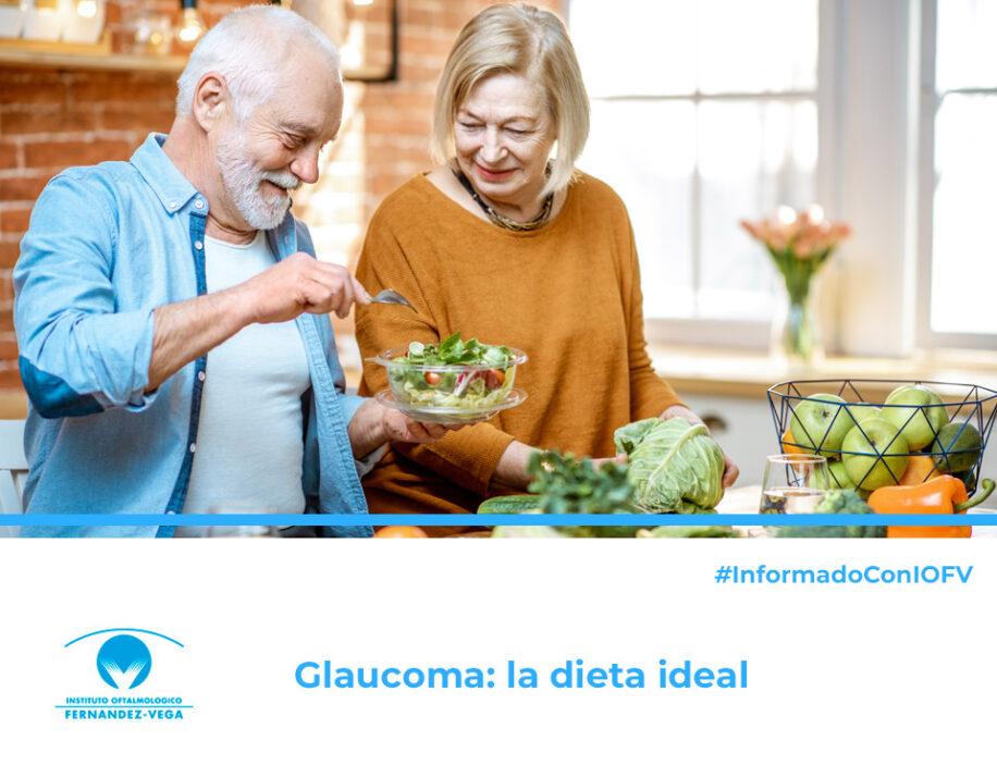 Glaucoma Dieta ideal