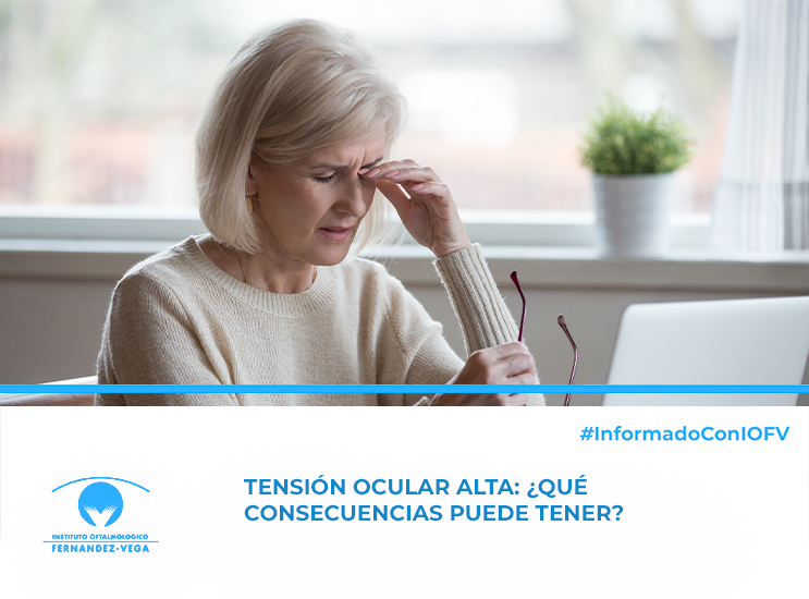 Tensión Ocular Consecuencias