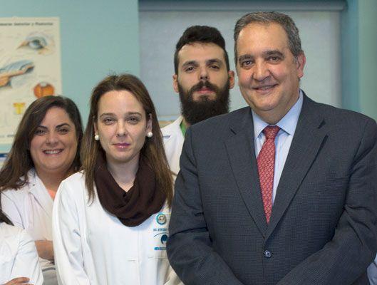Dr. Jesús Merayo, Director de la Fundación de Investigación Oftalmológica,