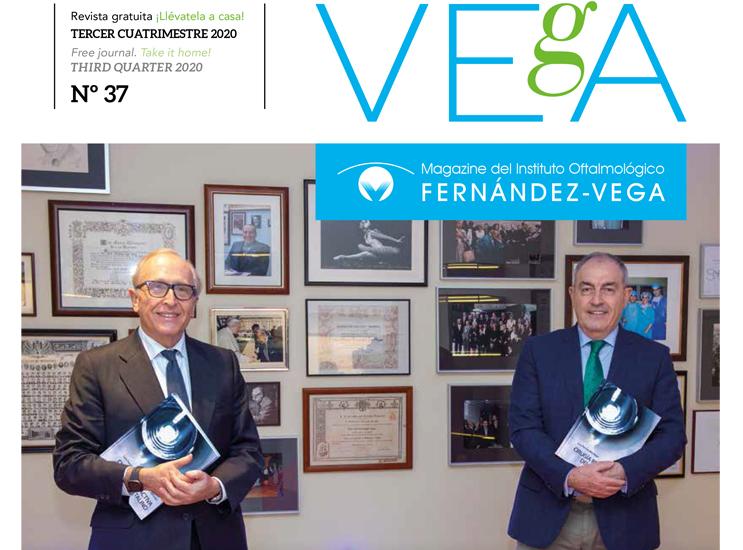 portada revista VEGA 37