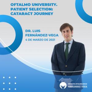 Patient Selection: Cataract Journey